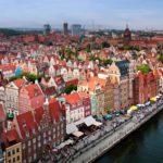 Гданьск - великолепный средневековый город