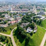Гродно - жемчужина Белоруссии