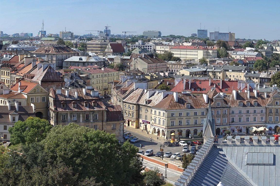 Прекрасная Польша и ее города