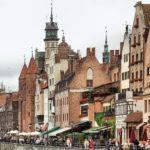 Старые ратуши Гданьска