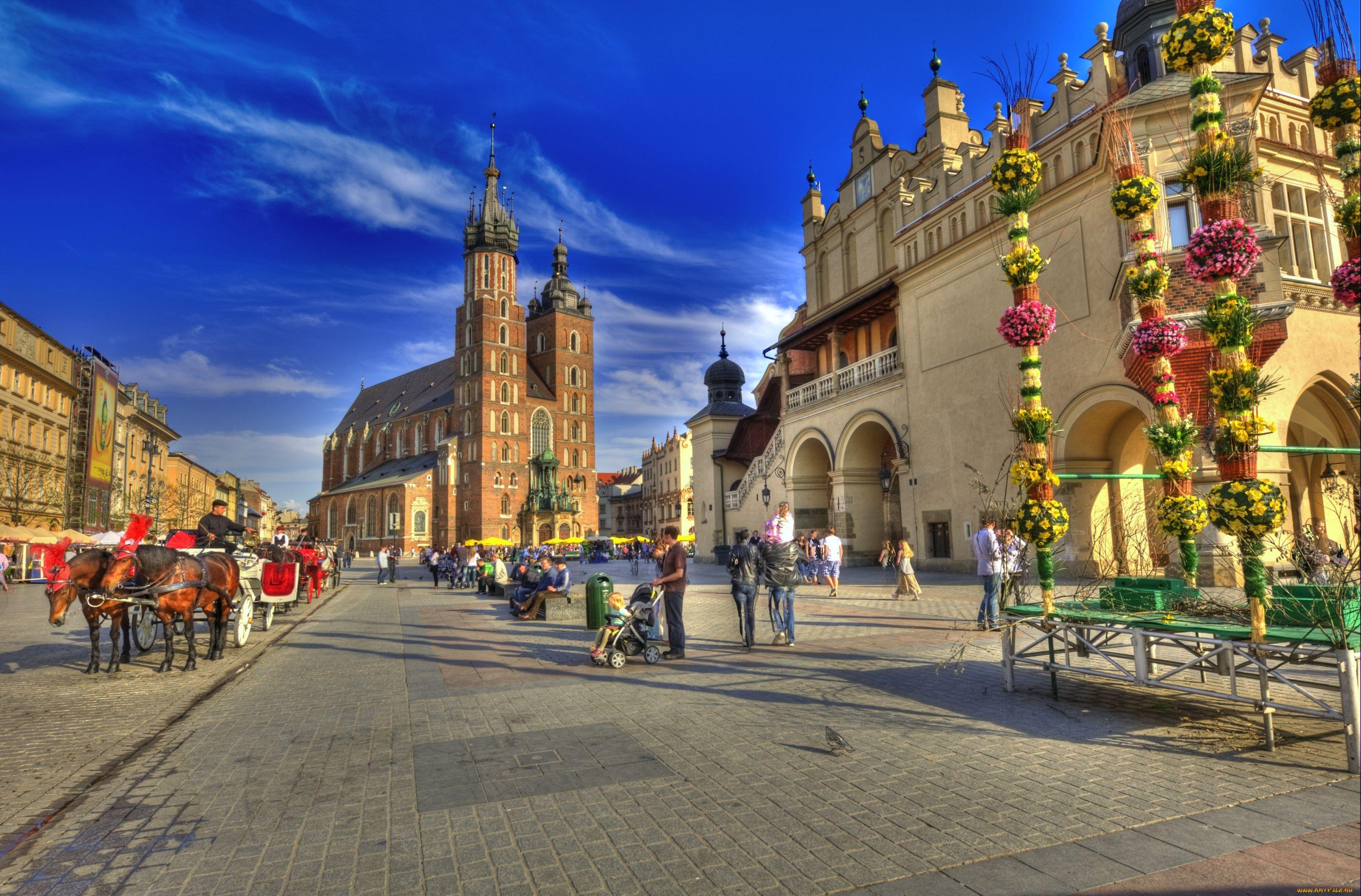 Топ 5 интересных мест Польши