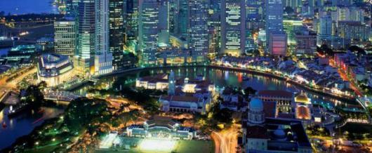 Русский колорит заинтересовал гостей туристической выставки в Сингапуре