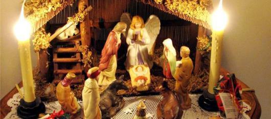 Рождественская елка 2013 года в Ватикане