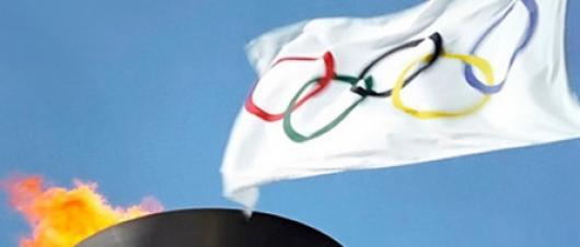 Кадыров пронес олимпийский огонь в Грозном