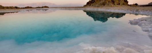 Обмеление Мертвого моря остановят в 2014 году
