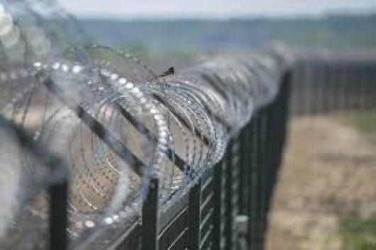 Эстония хочет поставить на границе с Россией стену