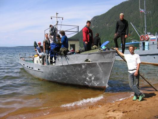 Экстремальная ночная рыбалка на Байкале привела к крупному штрафу