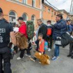 В Германии приют для арабских беженцев был обстрелян неизвестными
