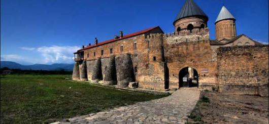 Отдых в Грузии привлекает иностранных туристов