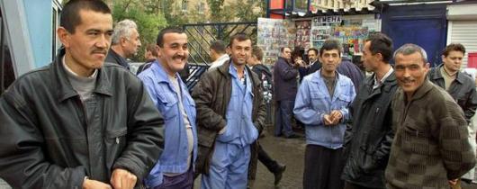 Туристическая полиция в России займется мигрантами