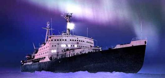 «Академик Шокальский» проведет второе Рождество во льдах