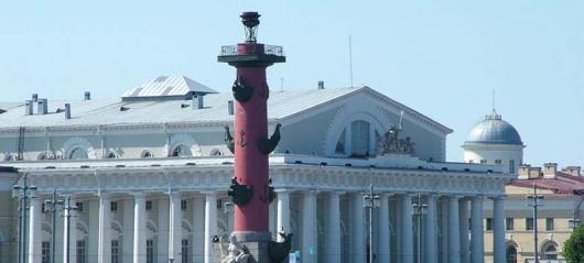 Зданию Биржи в Петербурге нашли применение