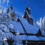 Зима на Среднем Урале настала