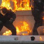 Захват Минюста Украины приблизил введение ЧП