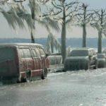 В Великобритании бушует шторм