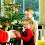 Главный Дед Мороз приехал в Удмуртию в гости к Тол Бабаю