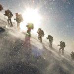 Сорвавшиеся на Эльбрусе альпинисты найдены
