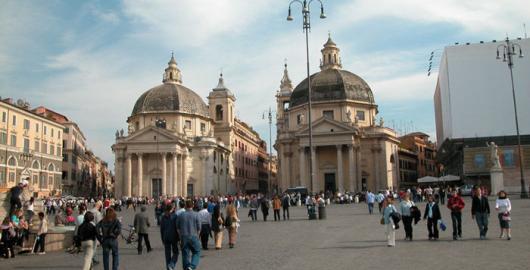 Дни без автомобиля в Риме в 2014 году станут популярными
