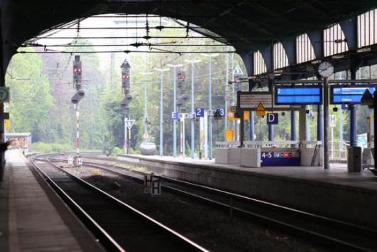 В Бельгии наблюдаются многочисленные отмены ж/д рейсов