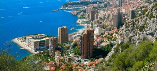 Квартал на воде в Монако заселят через десять лет