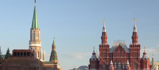 Самые популярные города России 2014