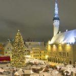 Новый год в Прибалтике 2014 хотят встретить все больше россиян