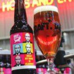 «Антигейское» пиво с Путиным в Шотландии набирает популярность
