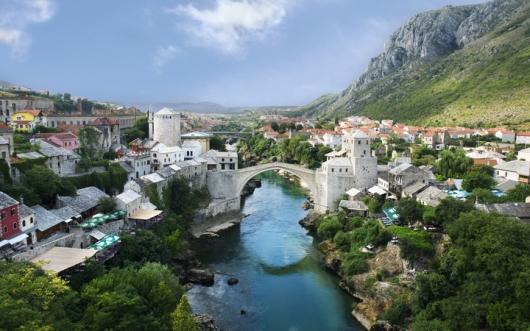 Отмена виз в Боснию и Герцеговину