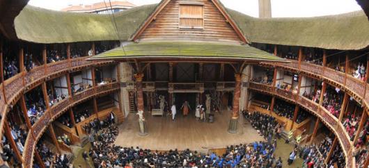 Шекспировский «Глобус» посетит Екатеринбург в мае 2014 года