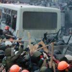 Киевская милиция откладывает штурм министерства аграрной политики