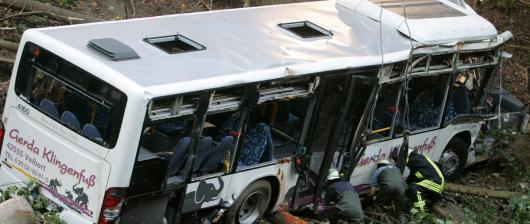 Очередное ДТП с пассажирским автобусом унесло жизни 14 человек