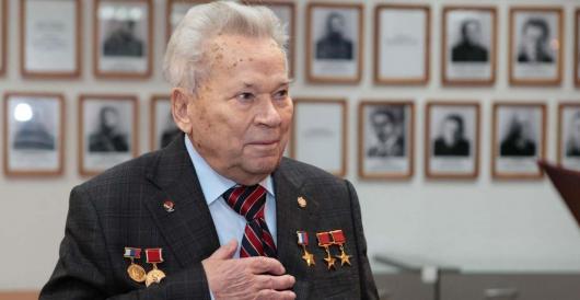 Кабинет Михаила Калашникова станет музеем