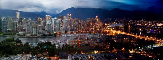 Ванкувер предлагает активный отдых