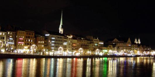 Что посмотреть в Цюрихе?