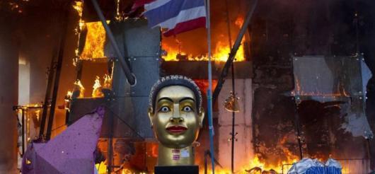 Оппозиционеры в Таиланде захватили правительство
