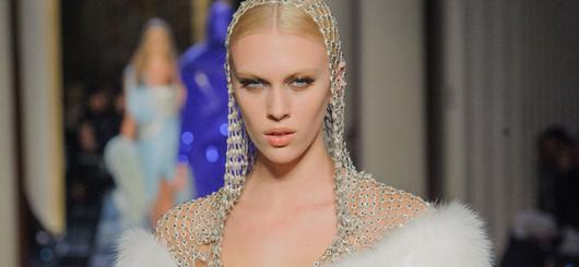 Неделя высокой моды в Париже 2014 стартовала