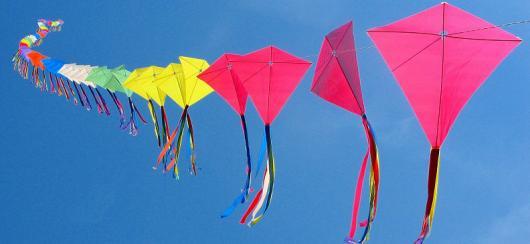 Открывается фестиваль воздушных змеев в Дубае