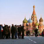 Россия набирает популярность у китайских туристов