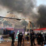 В результате взрывов в Каире разрушен музей