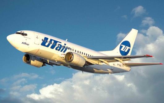 Спецпредложение от UTair