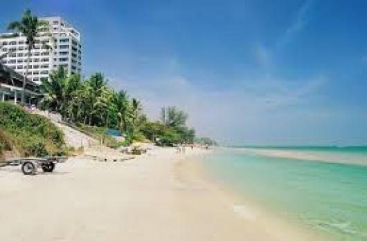 Тайские пляжи снова в чистоте