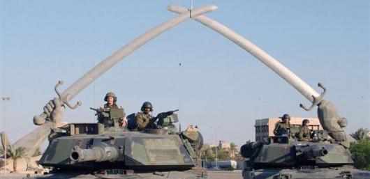 В Багдаде освободили заложников – 18 человек мертвы