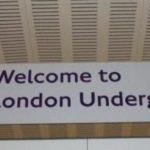 Экскурсия по лондонскому метро