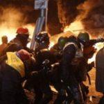Протестующие в Киеве оккупировали здание министерства