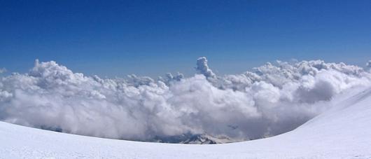 На Камчатке возросла лавинная опасность