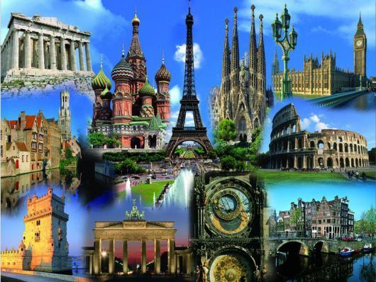 О турне по городам Европы мечтает каждый пятый россиянин