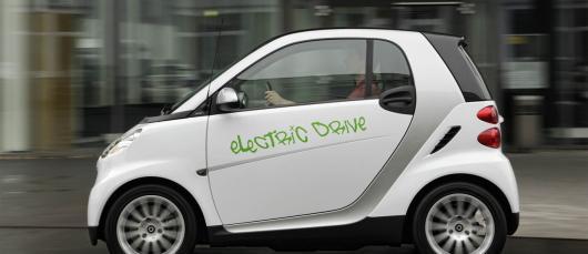 Такси-электрокары выедут на улицы Лондона в 2014 году