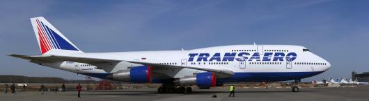 «Трансаэро» запускает дешевые рейсы