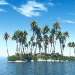 Отдых на необитаемом острове