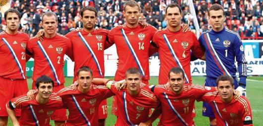 Известна дата товарищеского матча Россия – Норвегия